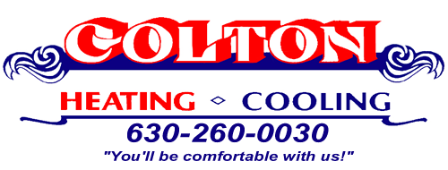 Colton Heating & Cooling 315 E. Elm St. Wheaton, IL 60189 - Phone: (630) 260-0030