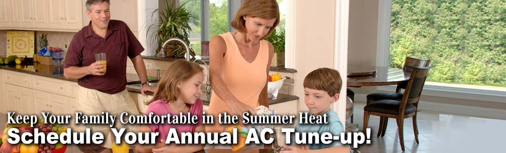 Shedule your Air Conditioner Tune up in Wheaton IL today!